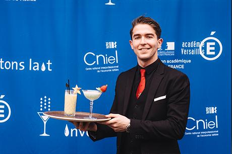 Florian Martin en lauréat