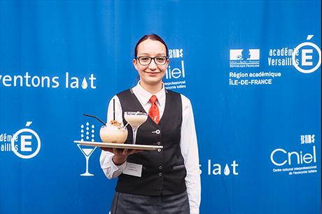 Sara Isabel Da Silva Ferreira en lauréate